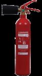 Feuerlöscher KS2 BG Stahl (2kg Kohlendioxid) Neuruppin