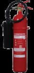 Feuerlöscher KS5 BG Stahl (5kg Kohlendioxid) Neuruppin
