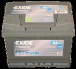 Autobatterie 12V 64Ah 640A EA640 Exide Premium Carbon Boost