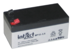 IntAct 12V 3,5Ah AGM Block-Power BP12-3.5 Versorgungsbatterie