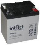 intAct 12V 26Ah AGM Block-Power BP12-26 Versorgungsbatterie