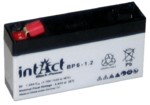 intAct 6V 1,2Ah AGM Block-Power BP6-1,2 Versorgungsbatterie